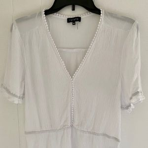 1 STATE blouse, M, new